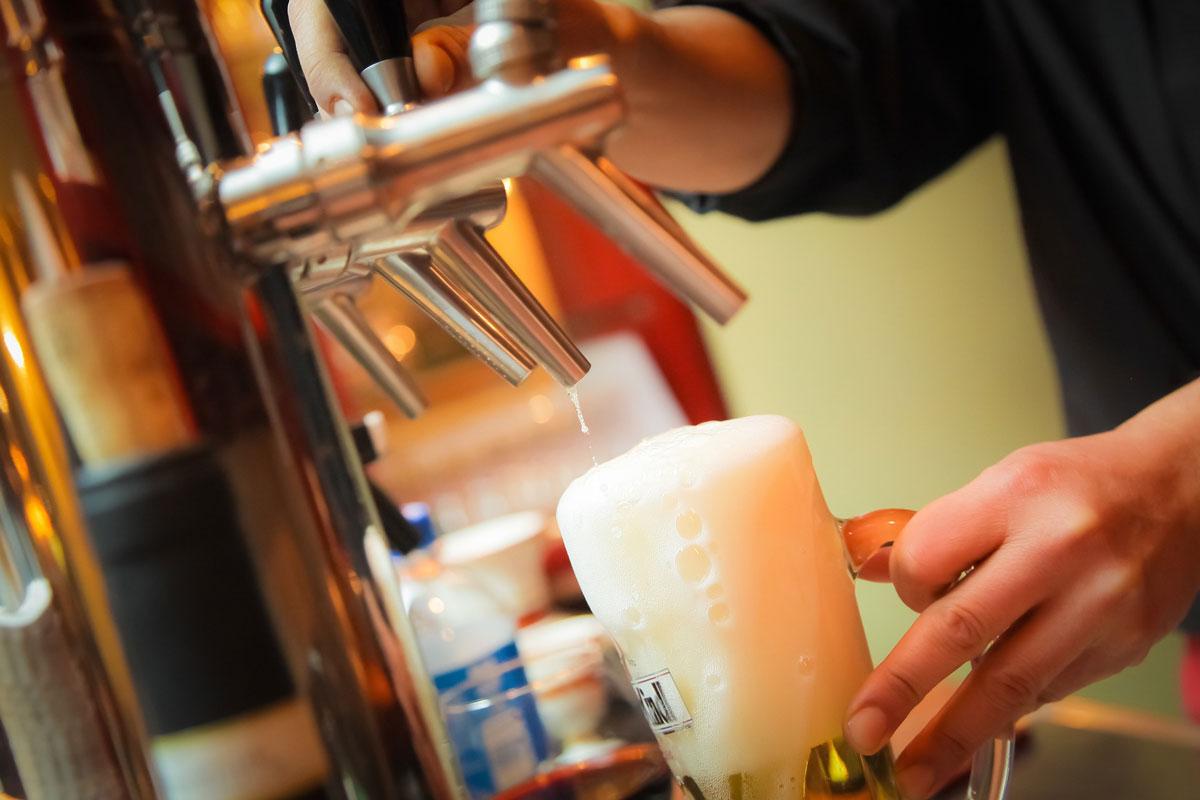 Noleggio spillatori professionali birra