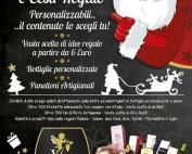 cesti natalizi personalizzabili